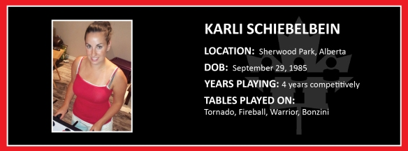 Profile - Karli 2014
